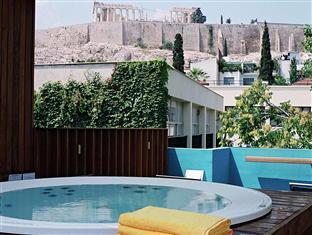 Herodion Hotel Atene - Masažna kad