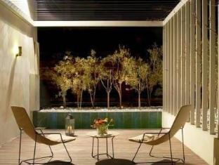 Herodion Hotel Atene - balkon/terasa