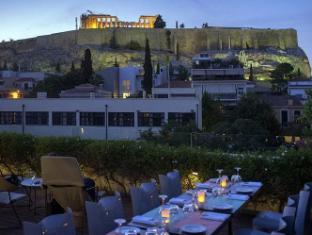 Herodion Hotel Atene - restavracija