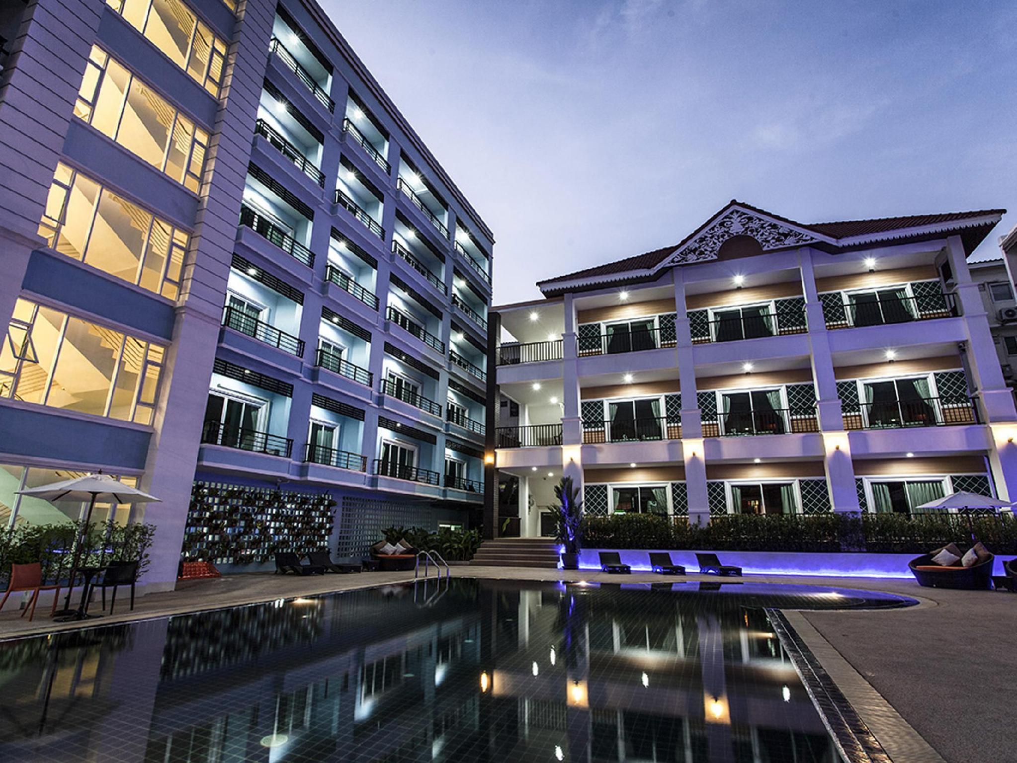 The Fourth Pattaya Hotel