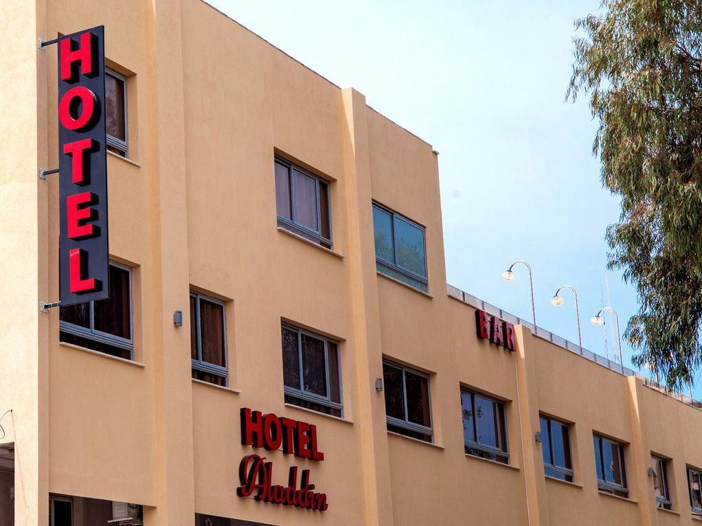 Aladdin Hotel Beer Sheva - Hotels and Accommodation in Israel, Middle East