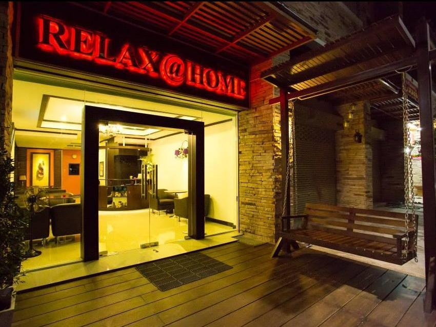Relax At Home Boutique Hotel - Hotell och Boende i Thailand i Asien