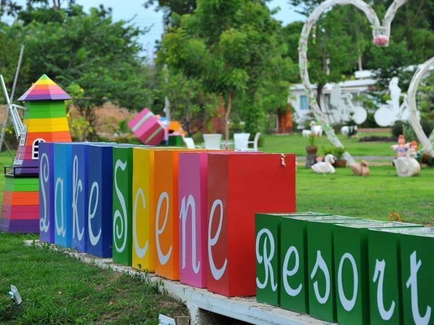 Lake Scene Resort - Hotell och Boende i Thailand i Asien