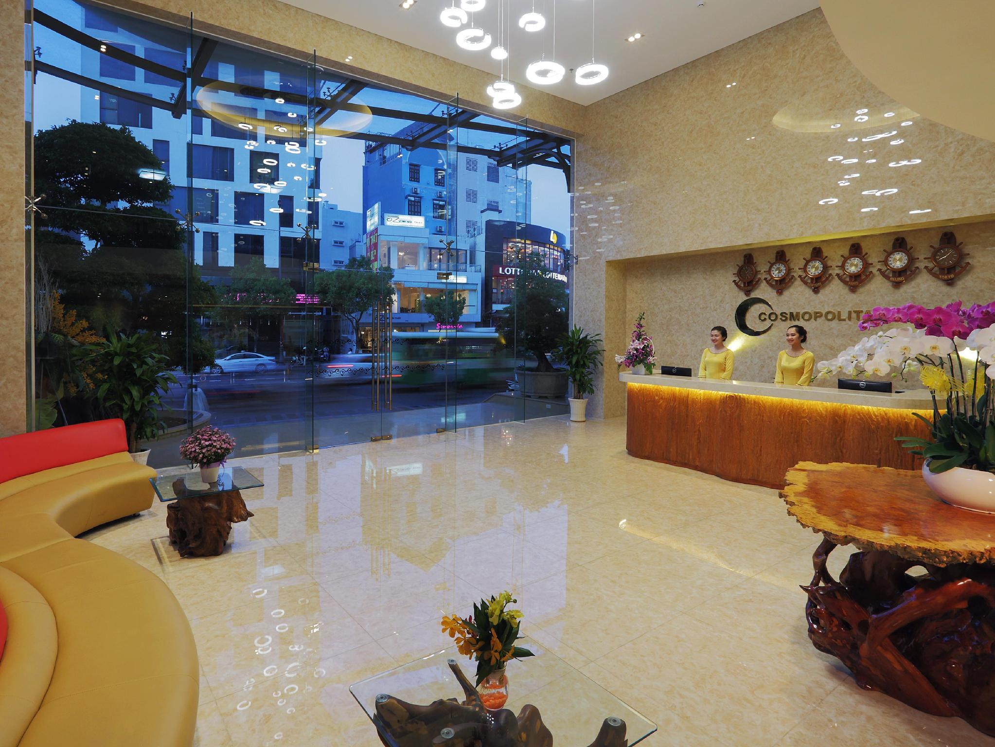 Cosmopolitan Hotel Saigon