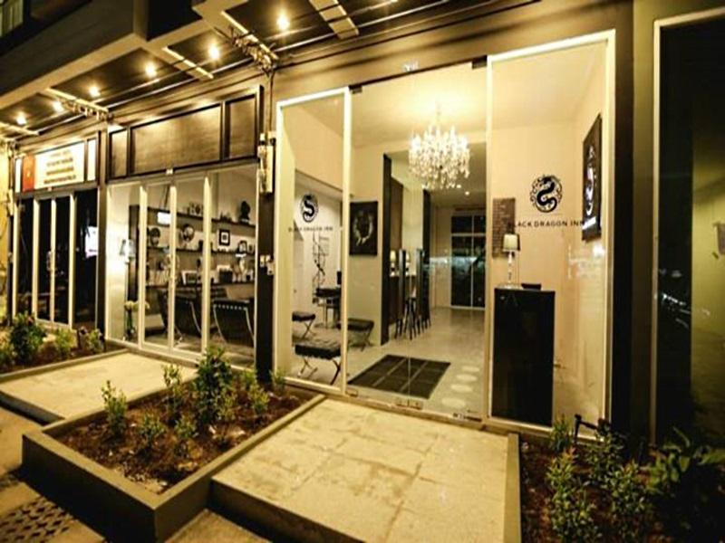 Black Dragon Inn - Hotels and Accommodation in Thailand, Asia