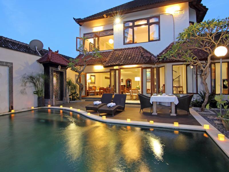 Amaryllis Kedewatan Villa