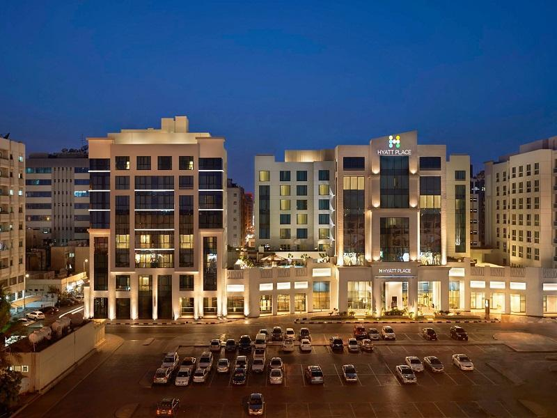 Hyatt Place Residences Al Rigga - Hotels and Accommodation in United Arab Emirates, Middle East
