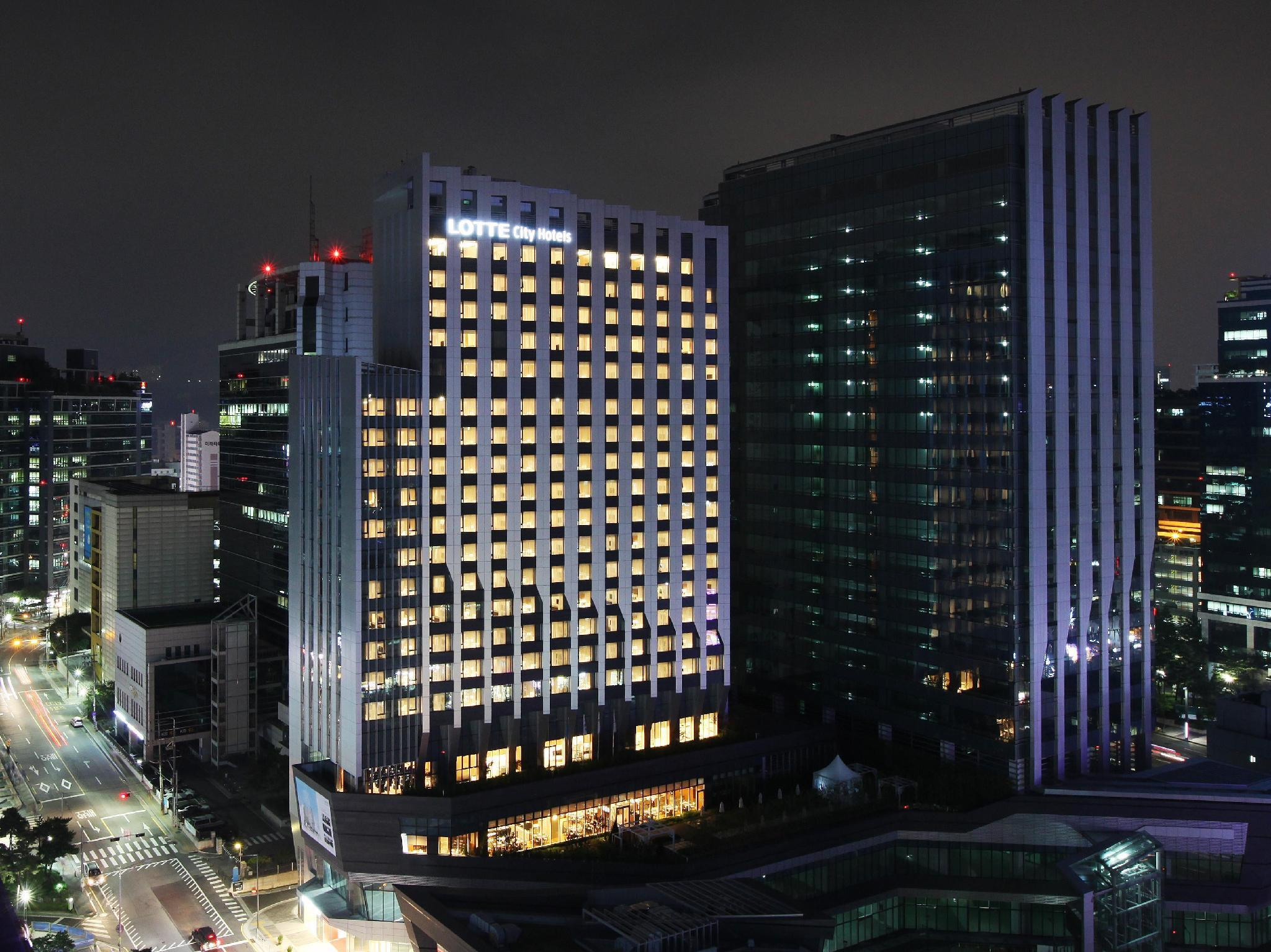 Lotte City Hotel Guro - Hotels and Accommodation in South Korea, Asia