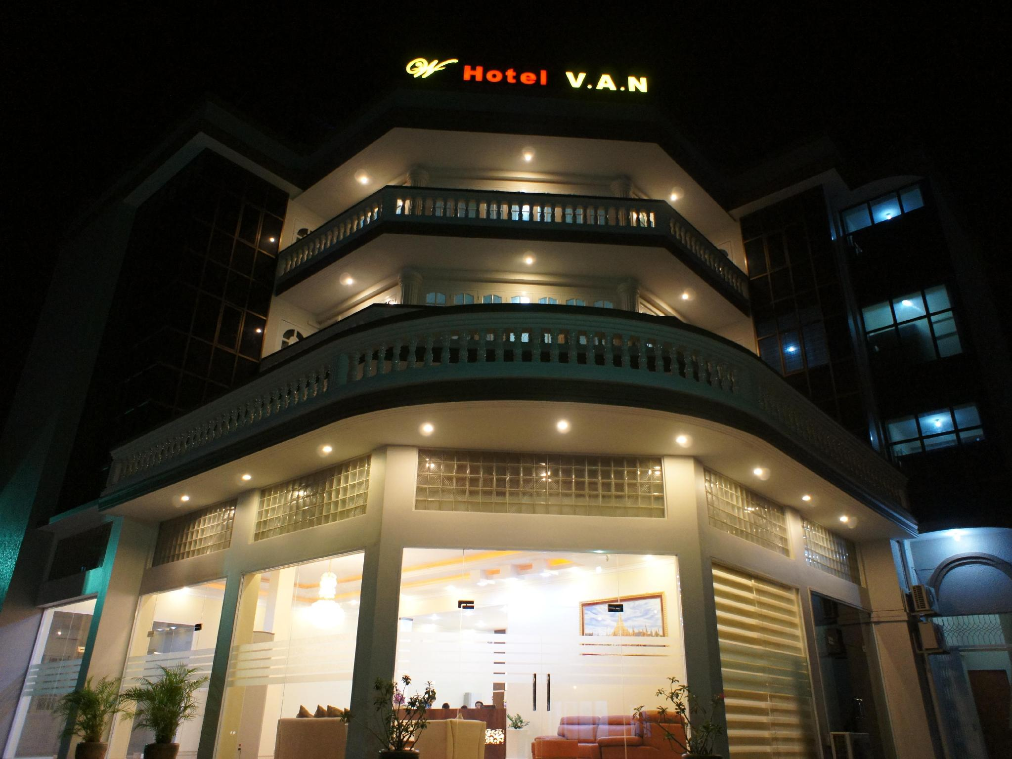 Hotel V.A.N - Hotels and Accommodation in Myanmar, Asia