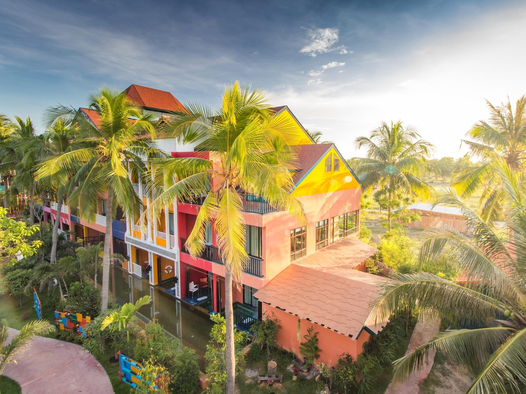 Vartika Adventure Retreatic Resort - Hotell och Boende i Thailand i Asien