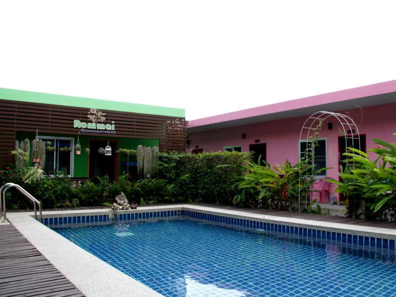 Rommai Rimnaam Resort - Hotell och Boende i Thailand i Asien