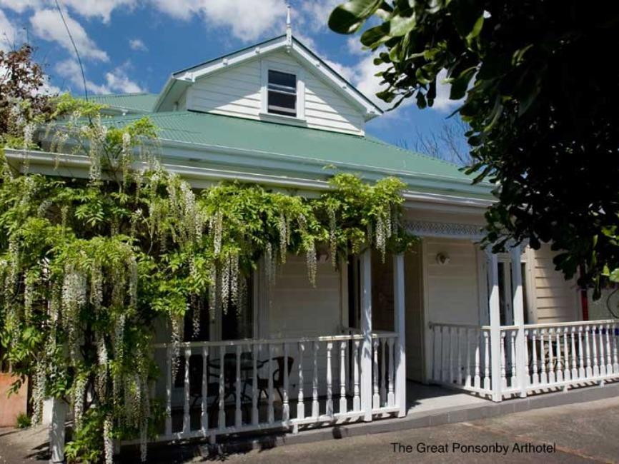 The Great Ponsonby Art Hotel Bed and Breakfast - Hotels and Accommodation in New Zealand, Pacific Ocean And Australia