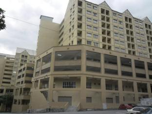 Malaysia Hotel Accommodation Cheap   The Building, Spring Ville Service Apartment