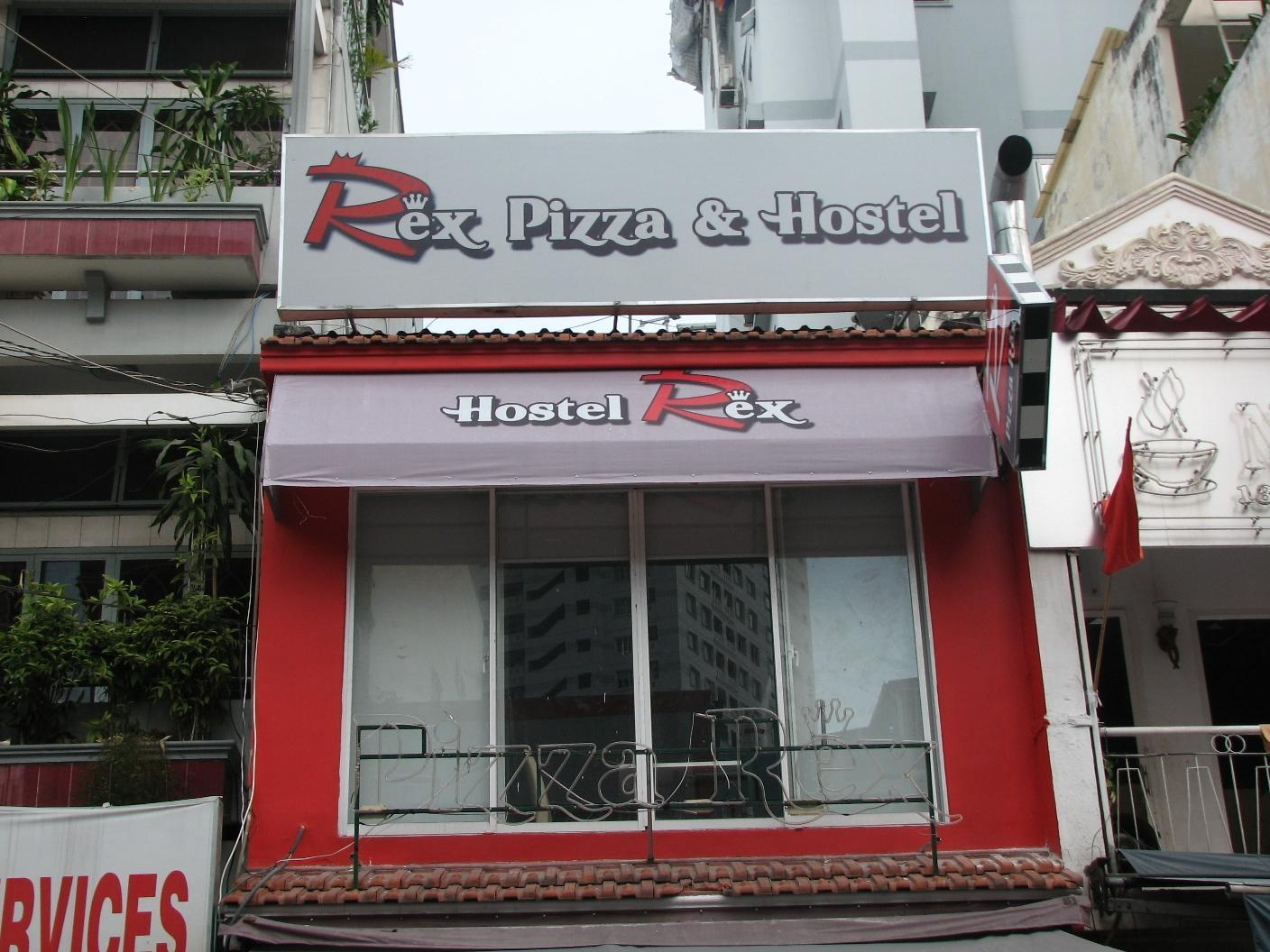 Hostel Rex - Ho Chi Minh City