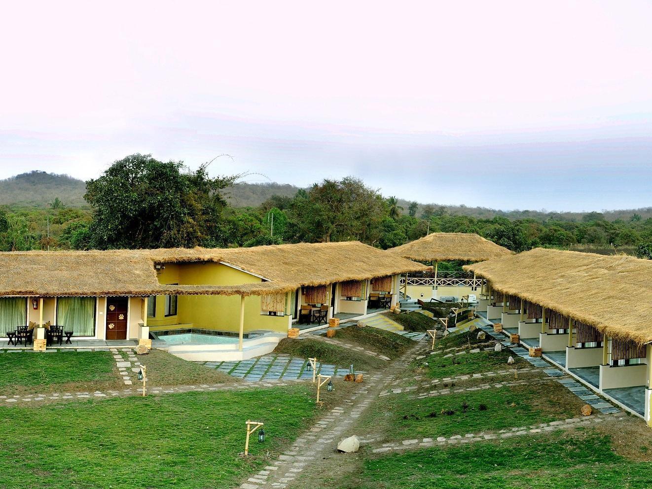 Asiatic Lion Lodge - Sasan Gir