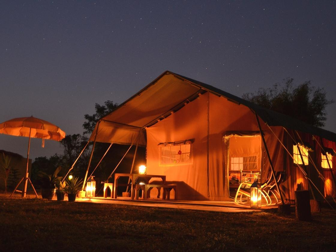 Sirila Farm Tent Camp - Hotels and Accommodation in Thailand, Asia
