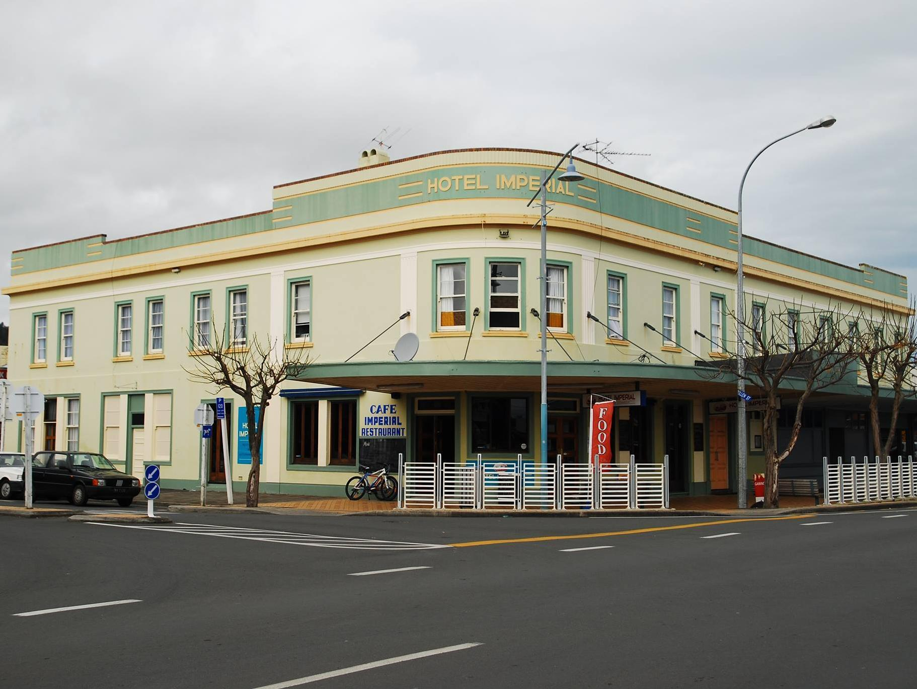 Hotel Imperial - Hotels and Accommodation in New Zealand, Pacific Ocean And Australia