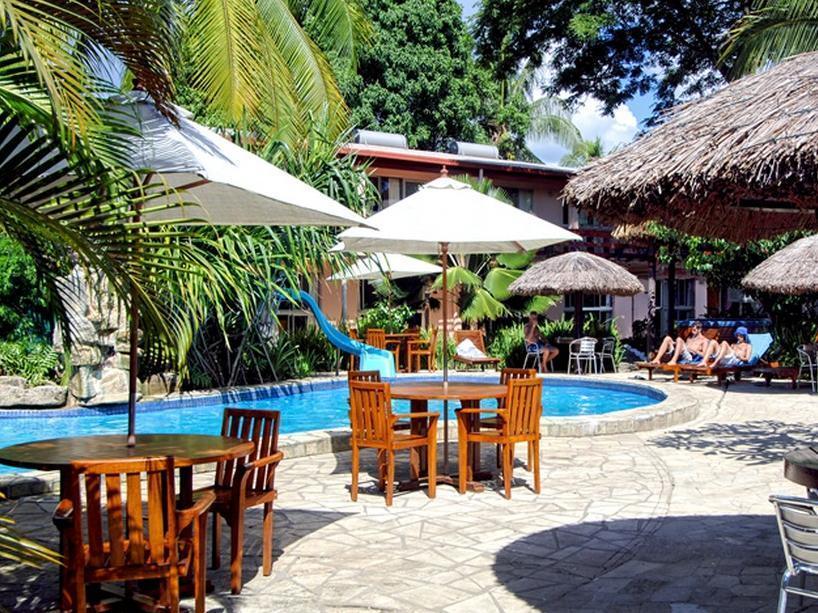 Capricorn International Hotel - Hotell och Boende i Fiji i Stilla havet och Australien