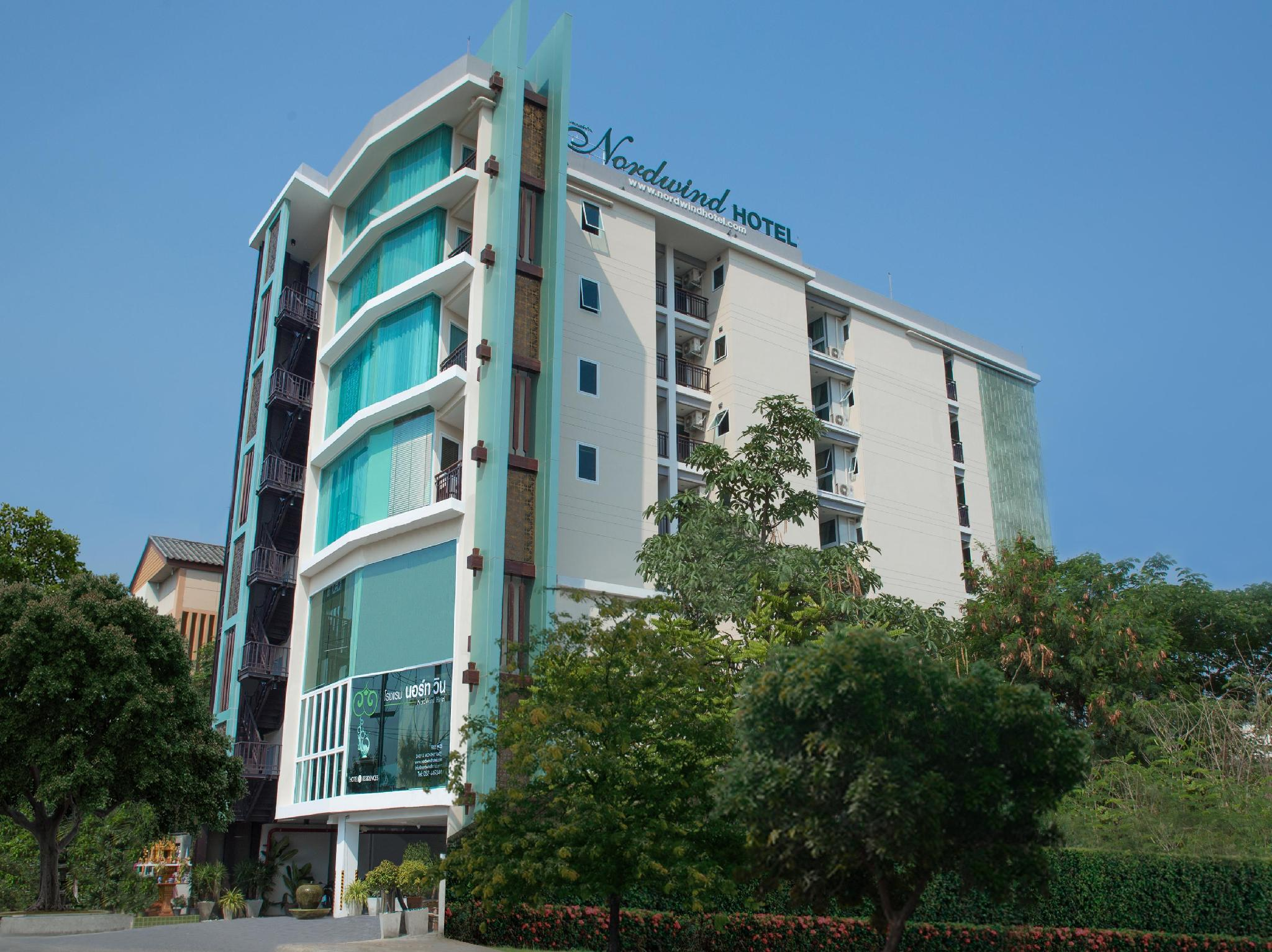 Nordwind Hotel - Hotels and Accommodation in Thailand, Asia