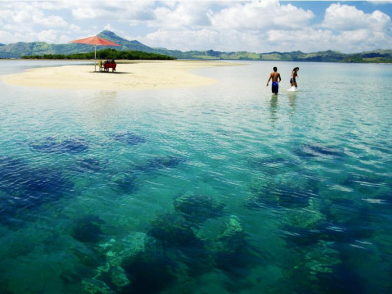 Nukubati Private Island Resort - All Inclusive - Hotels and Accommodation in Fiji, Pacific Ocean And Australia