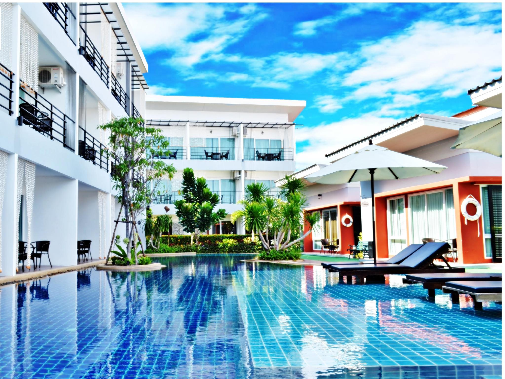 Milano Hua Hin Hotel - Hotels and Accommodation in Thailand, Asia