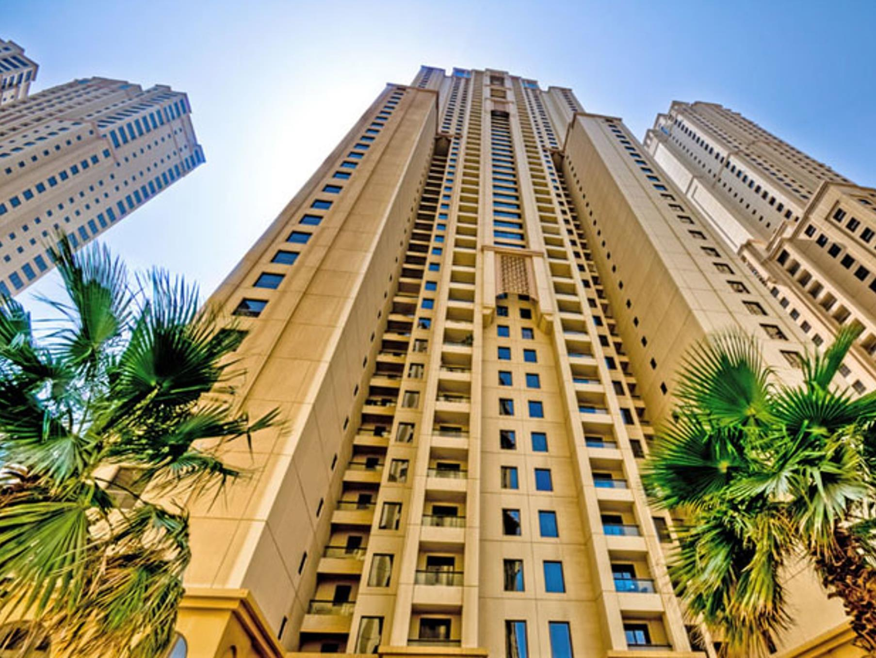Vacation Bay - Jumeirah Beach Residence Sadaf 4 - Hotels and Accommodation in United Arab Emirates, Middle East