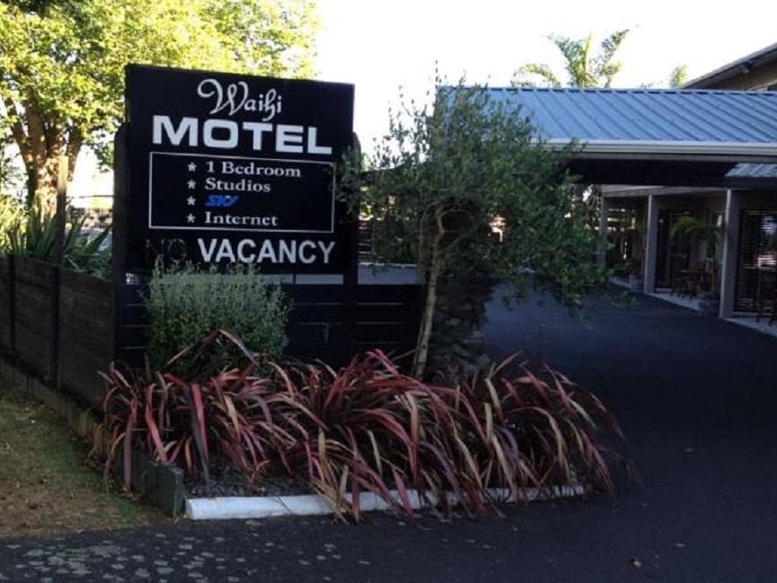 Waihi Motel - Hotels and Accommodation in New Zealand, Pacific Ocean And Australia