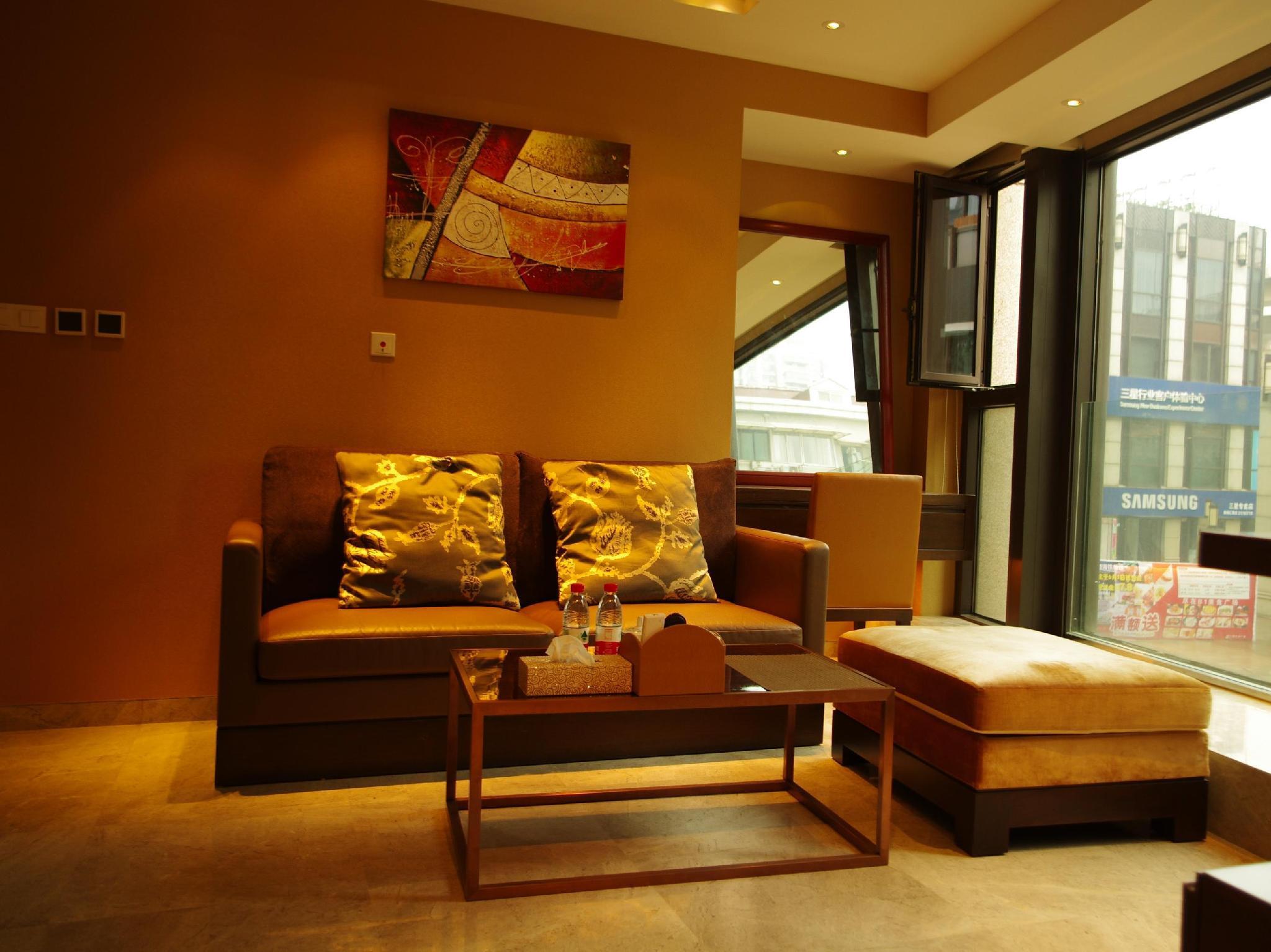 Shanghai Huijing Tiandi Service Apartment