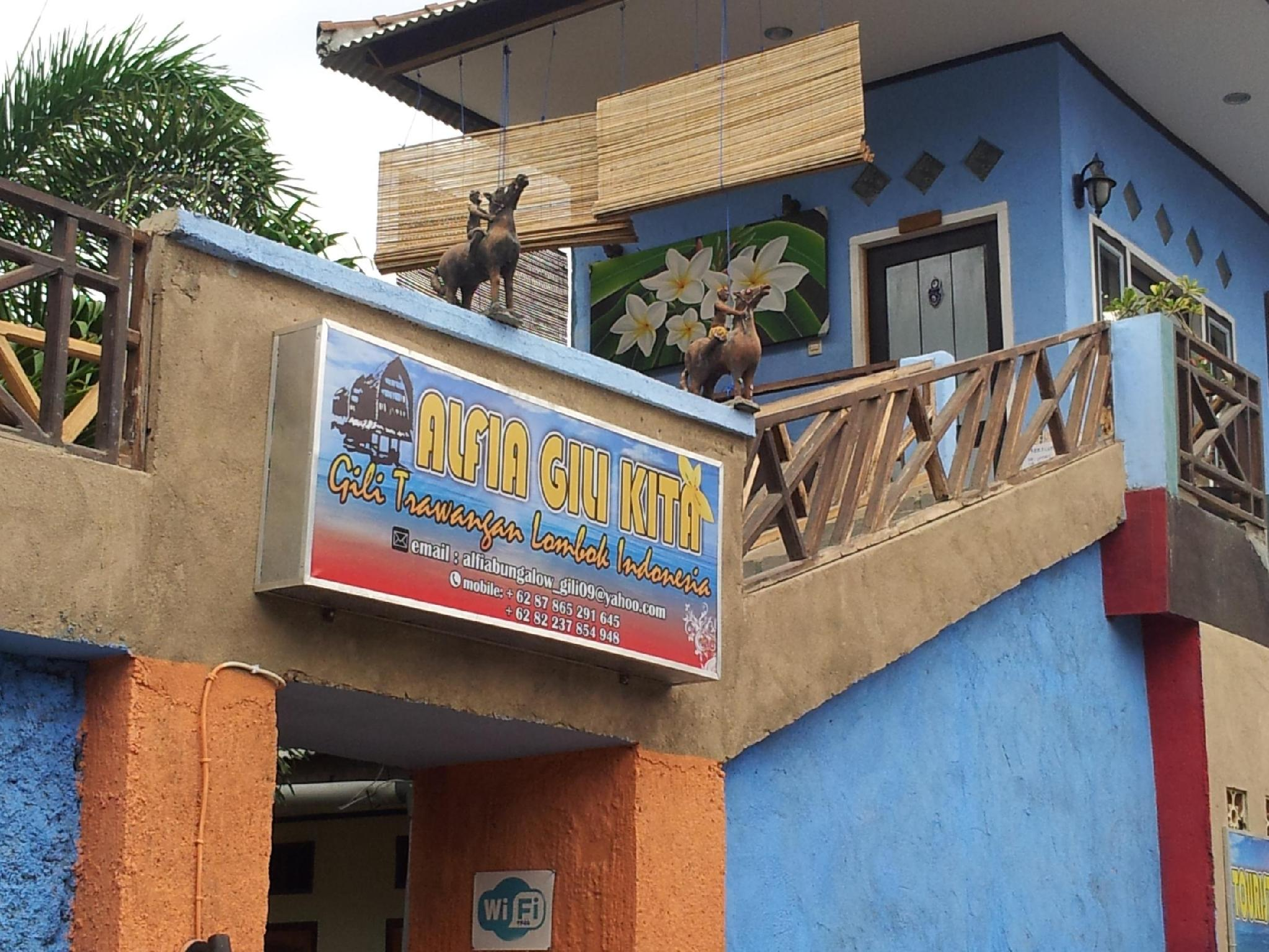 Alfia Gili Kita Guesthouse - Hotels and Accommodation in Indonesia, Asia