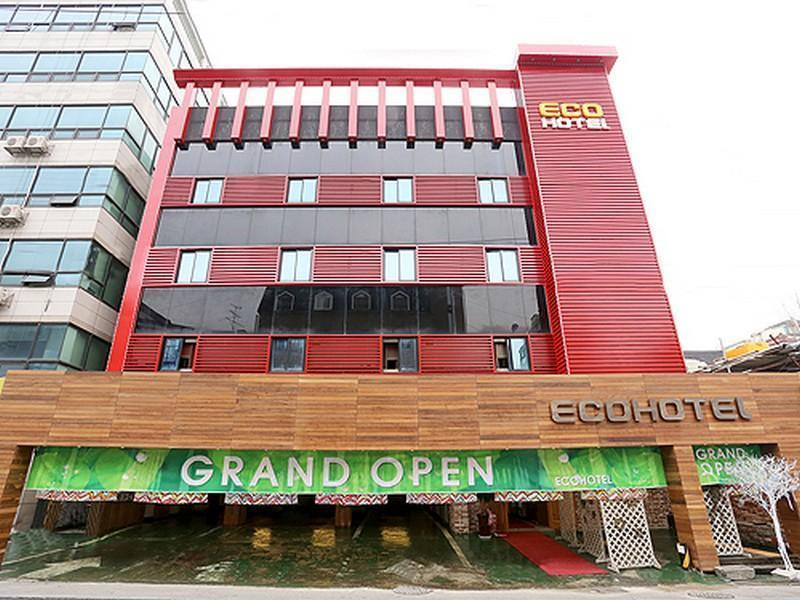 Eco Hotel Hwagok - Hotels and Accommodation in South Korea, Asia