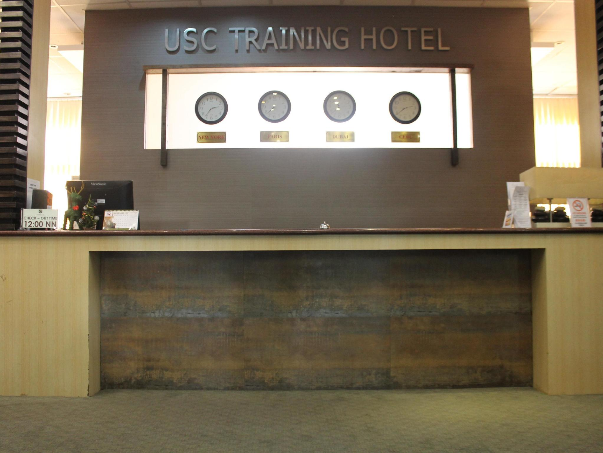 USC Training Hotel - Hotels and Accommodation in Philippines, Asia