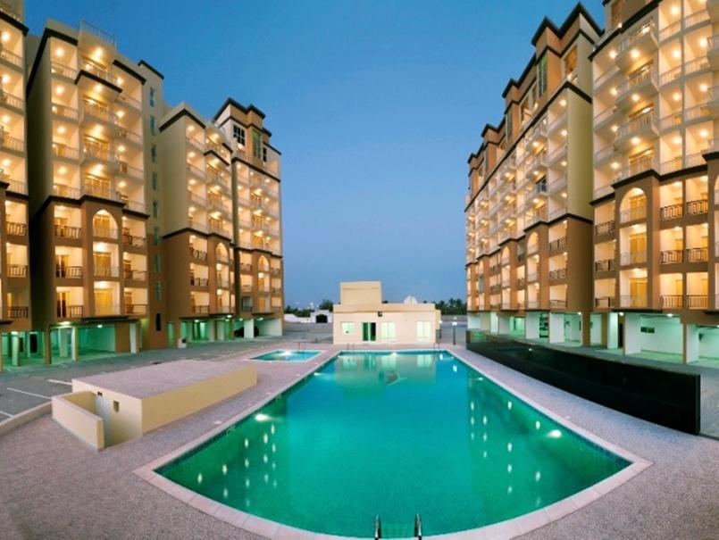 Ajwan Hotel Apartments - Hotels and Accommodation in Oman, Middle East