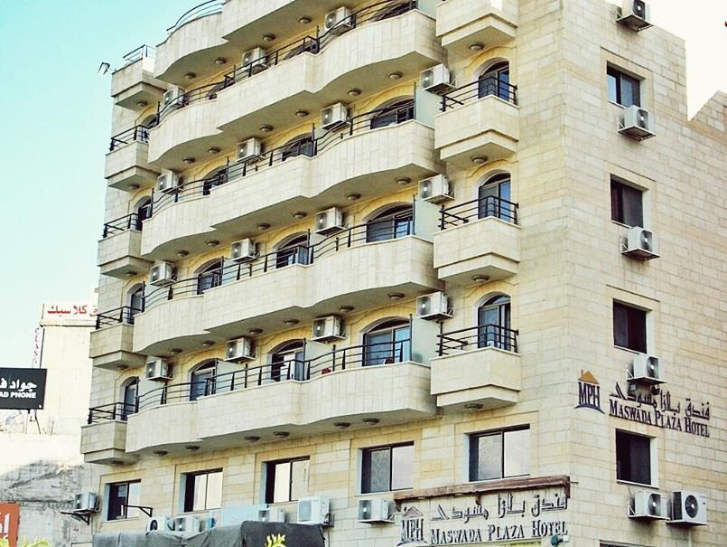 Maswada Plaza Hotel - Hotels and Accommodation in Jordan, Middle East