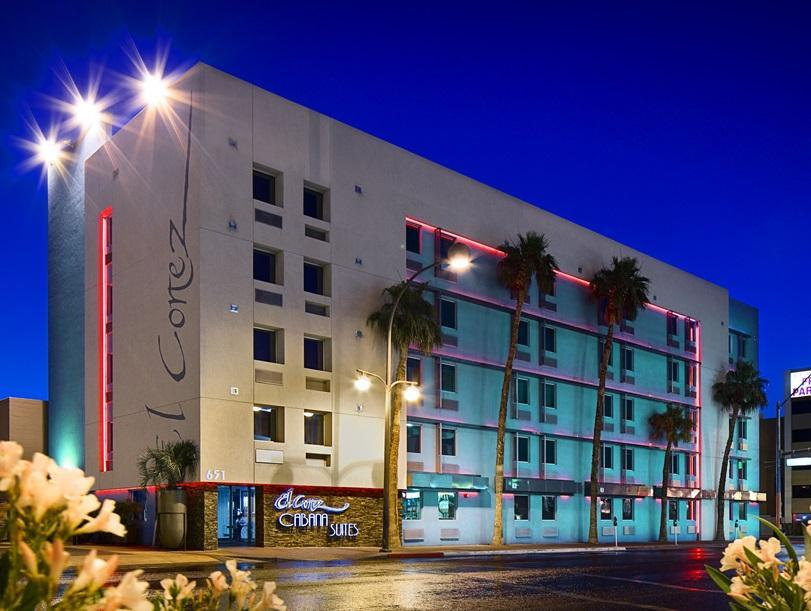 Cabana Suites at El Cortez Las Vegas