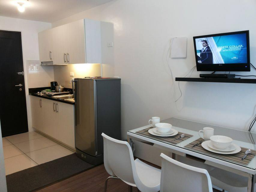Studio Unit at Princeton Residences - Hotels and Accommodation in Philippines, Asia
