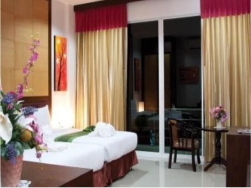 NK Hometel - Hotels and Accommodation in Thailand, Asia