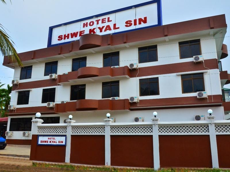 Shwe Kyal Sin Hotel - Hotels and Accommodation in Myanmar, Asia