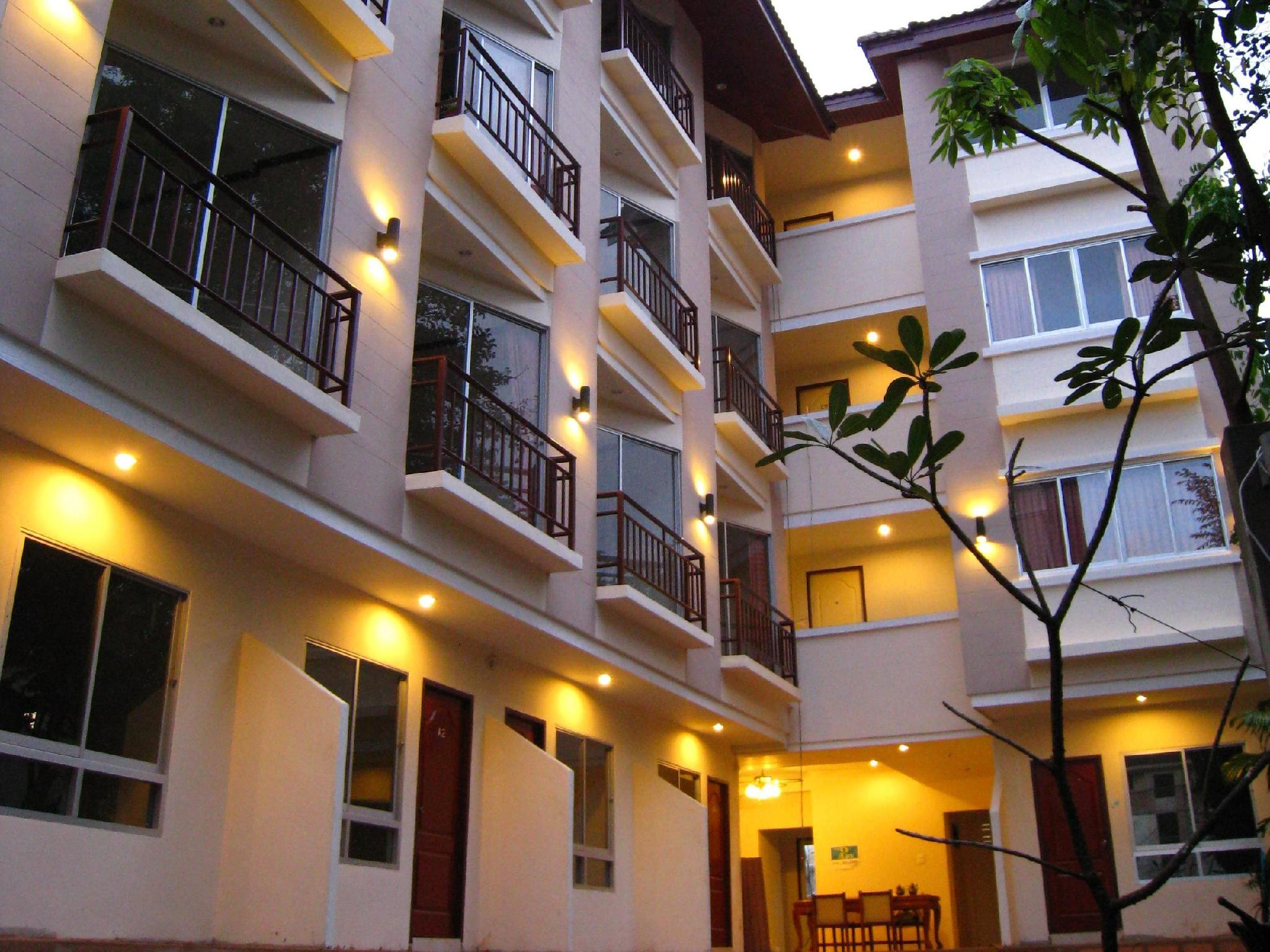 The Park KKU Apartments - Hotell och Boende i Thailand i Asien