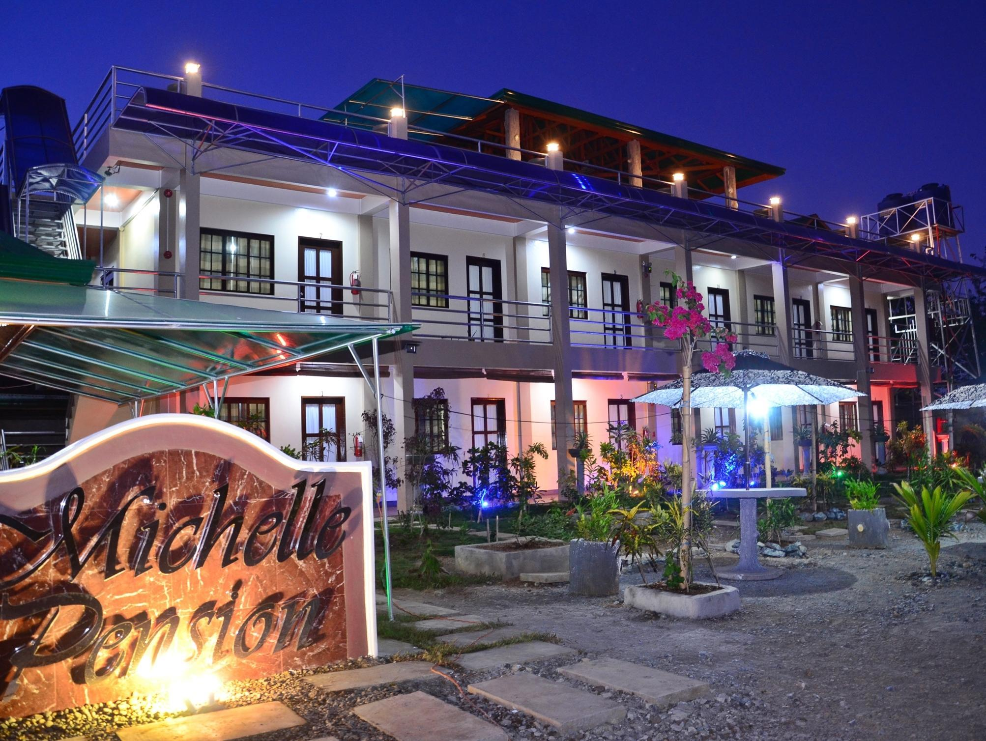 Michelle Pension - Puerto Princesa City