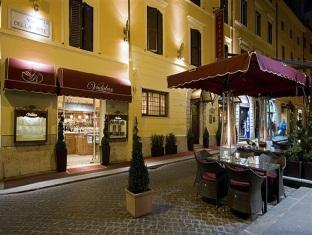 Hotel Homs Roma Rome - Omgeving
