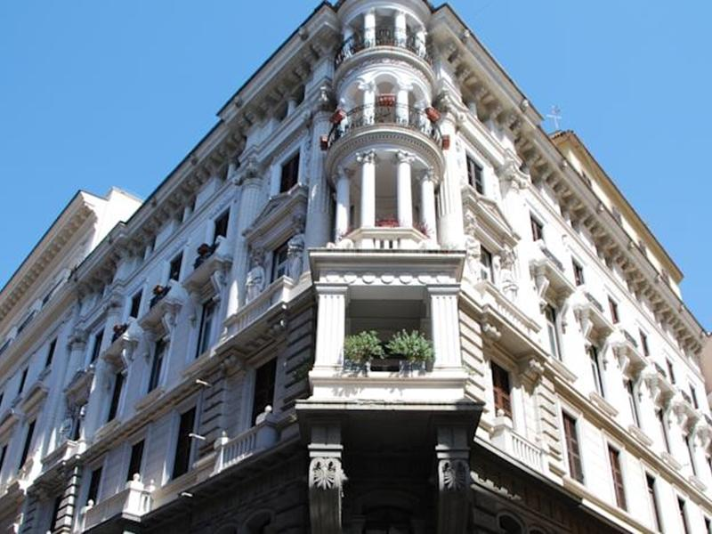 Hotel Le Petit Termini Central Station Rome Italy