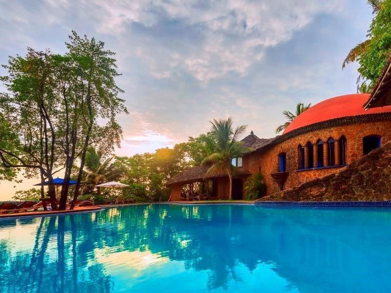 Nilaya Hermitage Hotel - North Goa