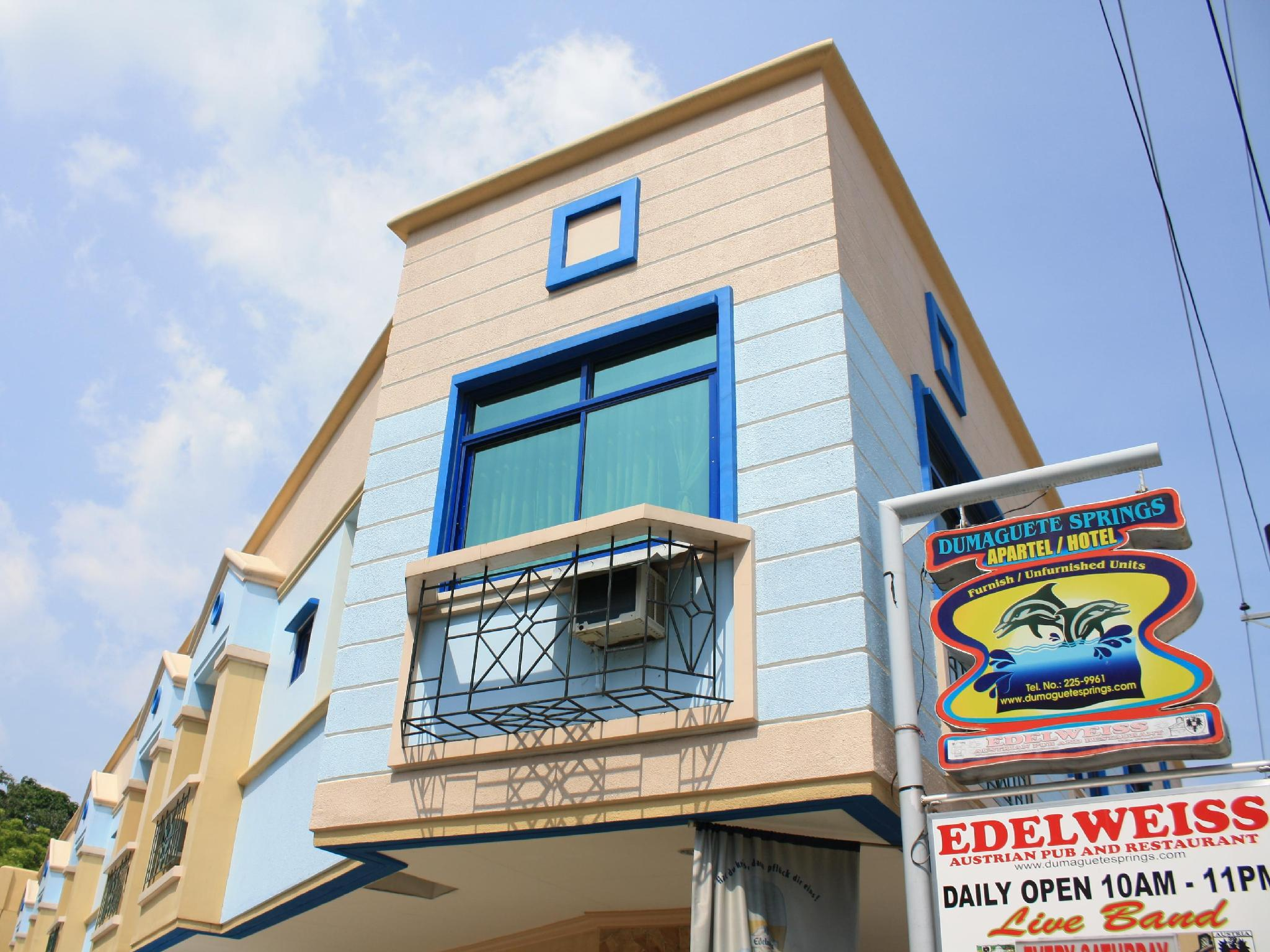 Dumaguete Springs Apartment - Hotels and Accommodation in Philippines, Asia