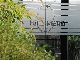Hotel Meeting Rome - Entrance