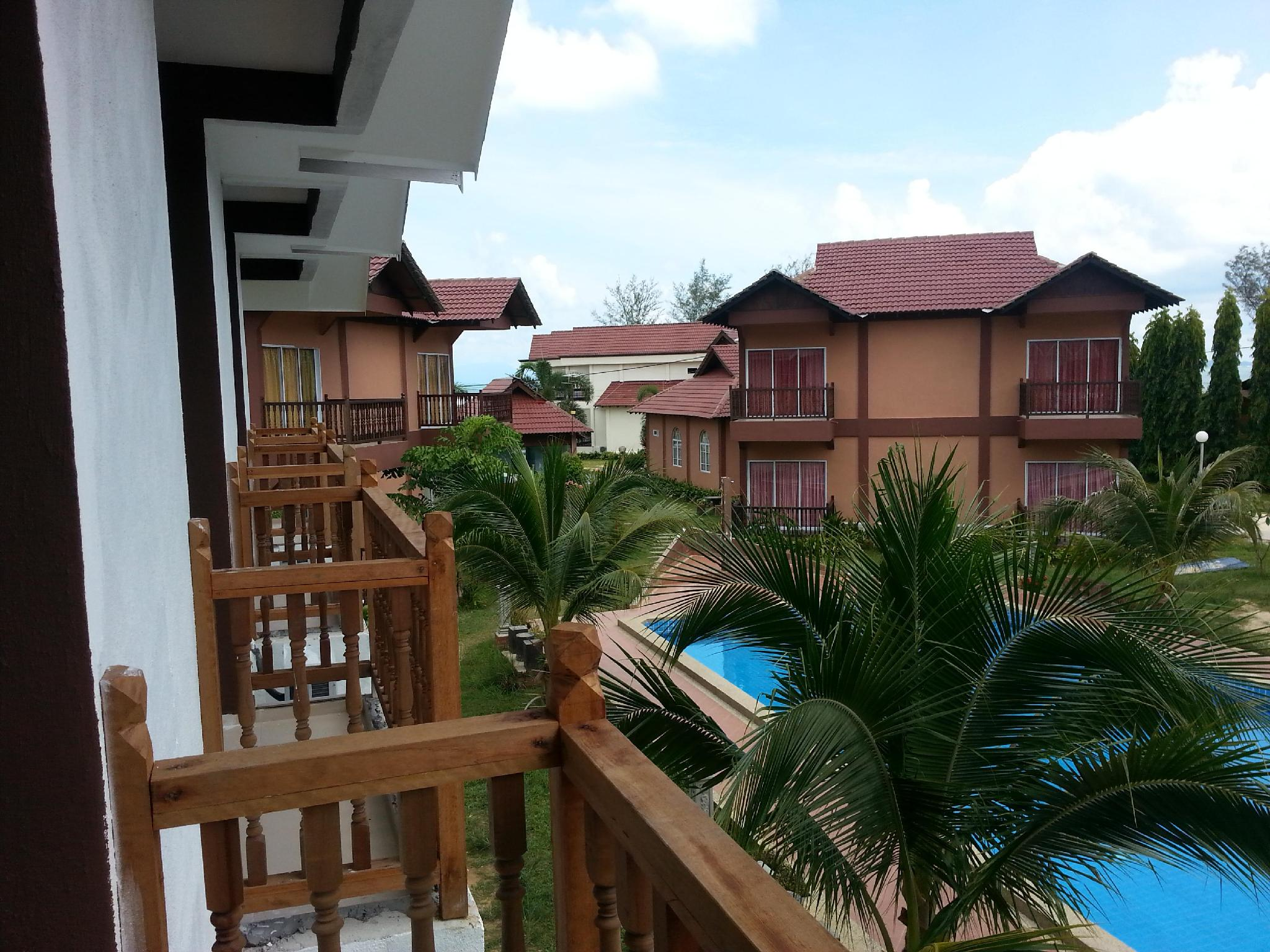 Mersing Beach Resort - Hotels and Accommodation in Malaysia, Asia