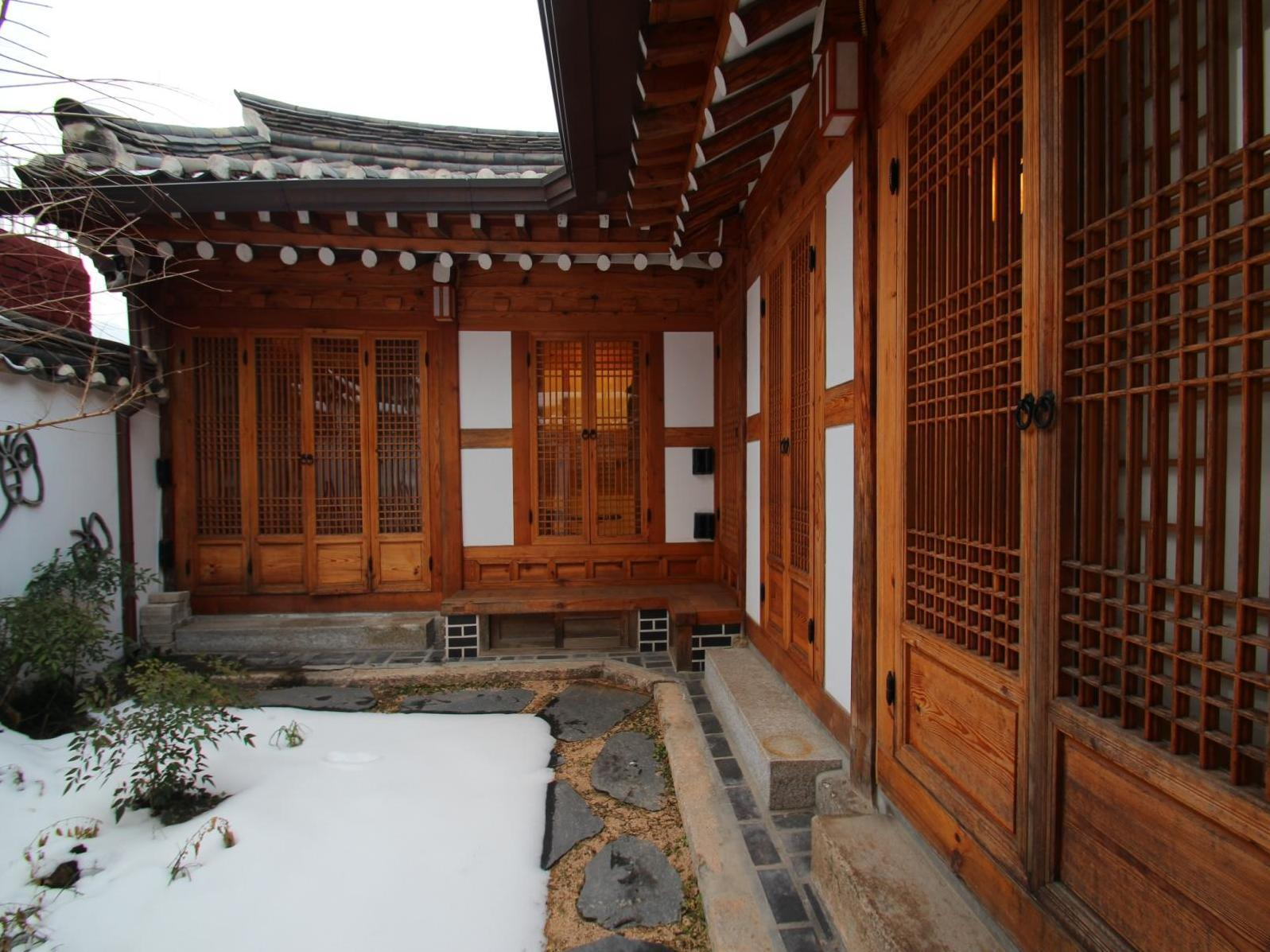 Dahmsojung Hanok Guesthouse 2 - Hotels and Accommodation in South Korea, Asia