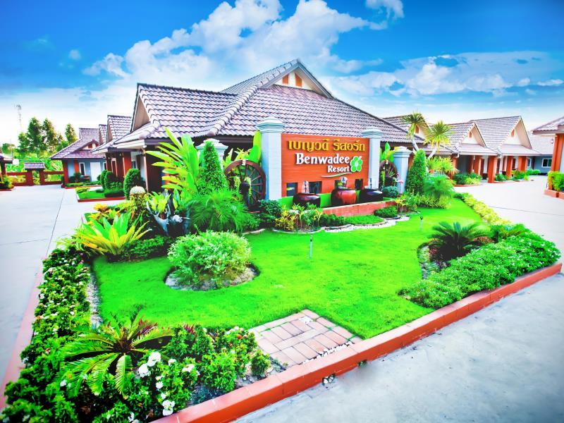 Benwadee Resort - Hotels and Accommodation in Thailand, Asia