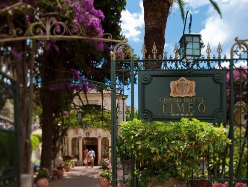 Grand Timeo Hotel Taormina