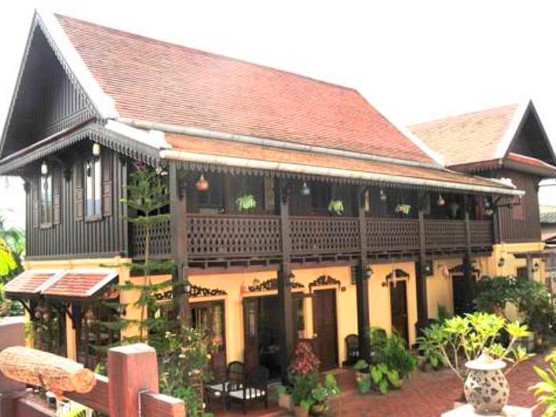 Villa Senesouk Hotel Luang Prabang