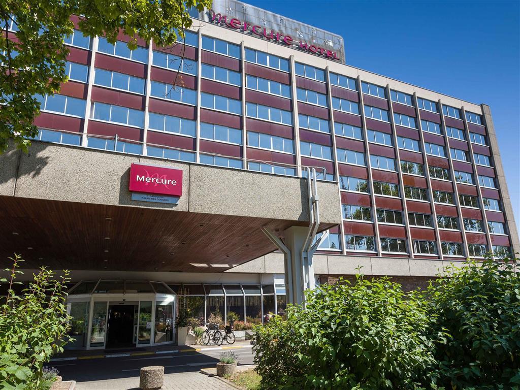 Mercure Strasbourg Palais Des Congres Hotel
